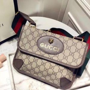Gucci trimmed belt bag